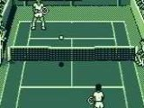 Jimmy Connors Tennis - Nintendo Game Boy