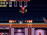Sonic & Knuckles + Sonic The Hedgehog - Sega Genesis
