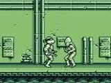 Teenage Mutant Ninja Turtles II - Back from the Sewers - Nintendo Game Boy
