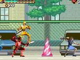 Power Rangers - Dino Thunder - Nintendo Game Boy Advance