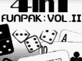 4-in-1 Fun Pak Volume II - Nintendo Game Boy