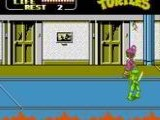 Teenage Mutant Ninja Turtles II - The Arcade Game - Nintendo NES