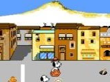 Snoopy's Silly Sports Spectacular! - Nintendo NES