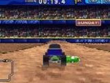 Monster Trucks Mayhem - Nintendo Game Boy Advance