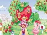 Strawberry Shortcake - Ice Cream Island - Riding Camp - Nintendo Game Boy Advance