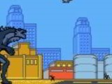 Godzilla - The Series - Nintendo Game Boy Color