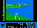 Jack Nicklaus' Greatest 18 Holes of Major Championship Golf - Nintendo NES