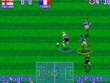 International Superstar Soccer Deluxe - Sega Genesis