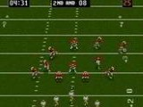 NFL Football '94 Starring Joe Montana - Sega Genesis
