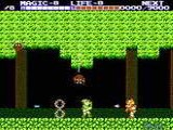Zelda II: The Adventure of Link - Nintendo Super NES