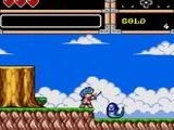 Wonder Boy V - Monster World III - Sega Genesis