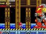 Knuckles the Echidna in Sonic the Hedgehog - Sega Genesis