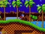 Sonic the Hedgehog - The Ring Ride - Sega Genesis