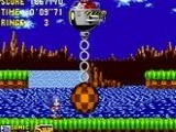 Sonic The Hedgehog: Extended Edition - Sega Genesis