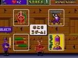 Puzzle and Action - Ichidant-R - Sega Genesis