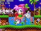 Amy In Sonic 1