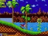 Sonic the Hedgehog :The One Ring - Sega Genesis