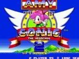 Amy in Sonic 2