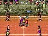 Dodge Ball - Kuy Kid - Sega Genesis