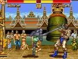 Street Fighter II: Champion Edition - Sega Genesis