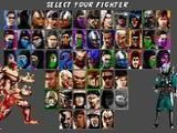 Ultimate Mortal Kombat Trilogy - sega