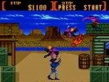 Sunset Riders - Sega Genesis