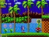 Sonic The Hedgehog - Sega Genesis