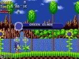Sonic - The Lost Land - Sega Genesis