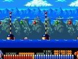 Aquatic Games - Sega Genesis