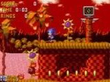 Sonic 1: Burned Edition - Sega Genesis