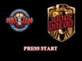 Blockbuster Competition 2 - NBA Jam & Judge Dredd - Sega Genesis