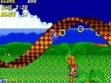 Sonic the Hedgehog - The Ring Ride 3 - Sega Genesis
