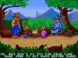 Berenstain Bears The Camping Adventure - Sega Genesis