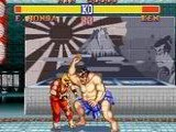 Street Fighter 2 World Warrior - Nintendo Super NES