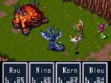 Breath of Fire - Nintendo Super NES