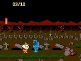 Splatter House - Wanpaku Graffiti