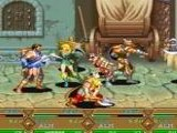 Dungeons & Dragons: Tower of Doom - Capcom CPS 2