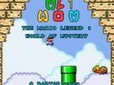 The Mario Legend 1 - World of Mystery Demo (SMW1 Hack)