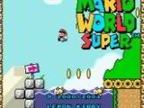 Mario World Super (SMW1 Hack) - Nintendo Super NES