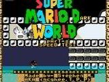 Super Mario Dark World (Part 2) Speed Test (Hack)