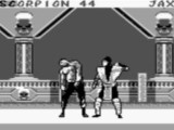 Mortal Kombat II - Nintendo Game Boy