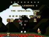 Mario Legends I - The Spectral Room (SMW1 Hack) - Nintendo Super NES