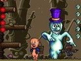 Porky Pigs Haunted Holiday - Nintendo Super NES