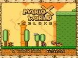 Mario World X (SMW1 Hack) - Nintendo Super NES