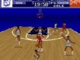 NCAA Basketball - Nintendo Super NES