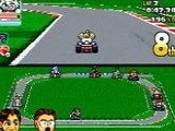 SD F-1 Grand Prix - Nintendo Super NES