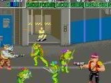 Teenage Mutant Ninja Turtles - Coin Op Arcade