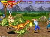 Cadillacs and Dinosaurs - capcom-cps-1