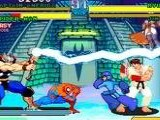 Marvel Vs. Capcom : Clash of Super Heroes - capcom-cps-2