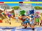 Super Street Fighter II : The New Challengers - Capcom CPS 2